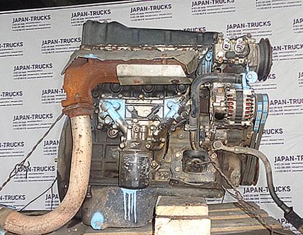 Двигатель 4D35 MITSUBISHI