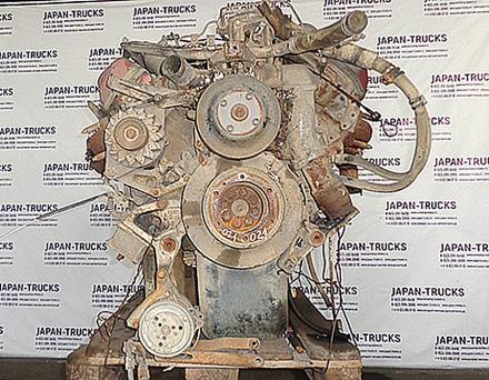 Двигатель 10PC1 ISUZU