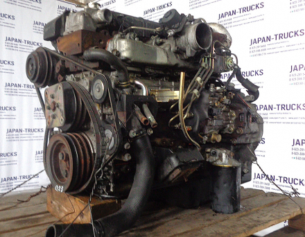 Двигатель 4HF1 MAZDA TITAN