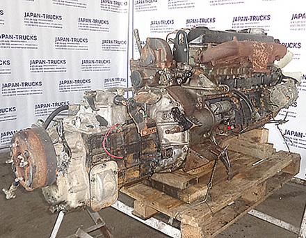 Двигатель 6D16 MITSUBISHI