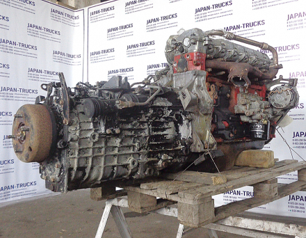 Двигатель J08C HINO