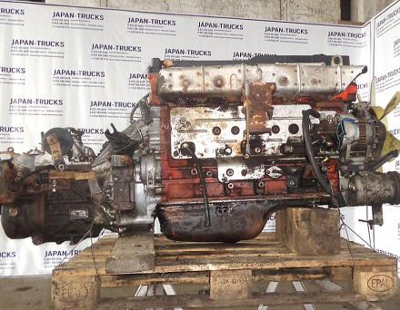 Двигатель 6HE1 ISUZU