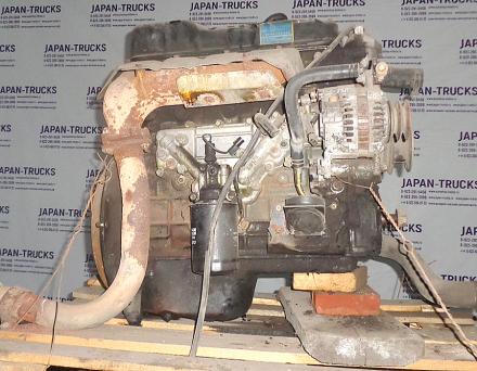 Двигатель 4D33 MITSUBISHI
