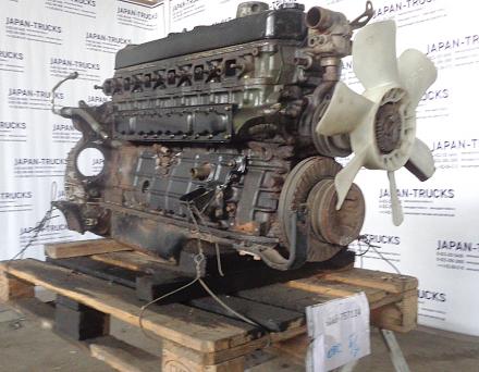 Двигатель 6D17 MITSUBISHI