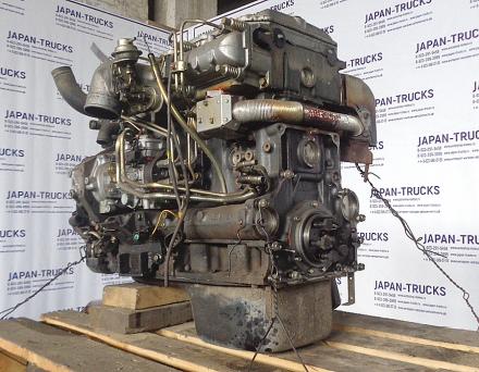 Двигатель 4M51 MITSUBISHI