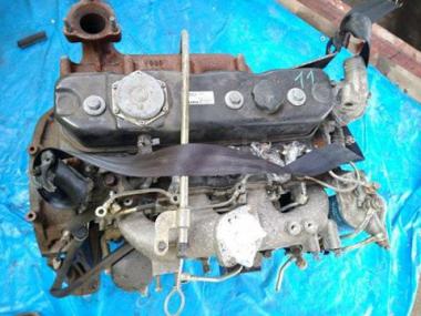 Контрактный двигатель ISUZU 4BG1