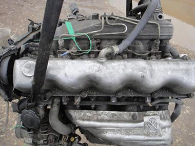 Контрактный двигатель MAZDA WL