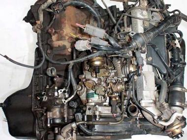 Контрактный двигатель MAZDA WL-T