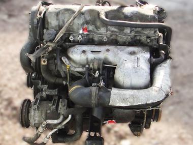 Контрактный двигатель MAZDA WL-ET