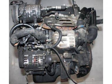 Контрактный двигатель ISUZU 4EC1-T