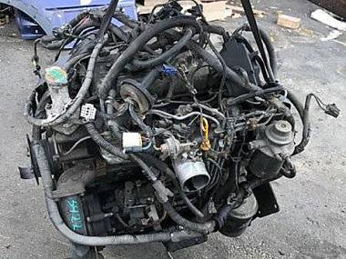 Контрактный двигатель MAZDA XA