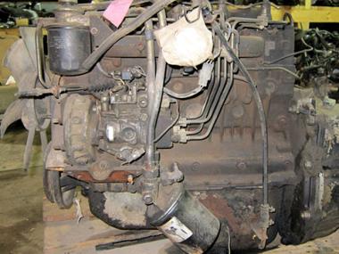 Контрактный двигатель MAZDA HA