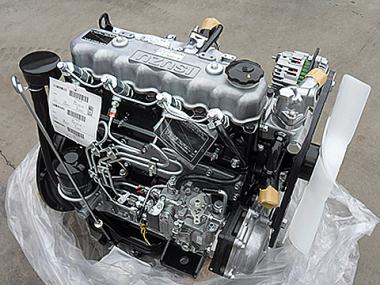 Контрактный двигатель ISUZU 4FB1-T