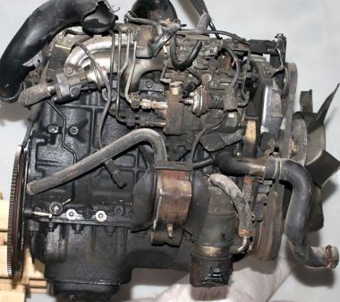 Контрактный двигатель ISUZU 4FC1-T