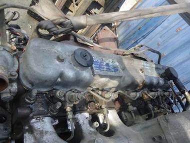 Контрактный двигатель NISSAN DIESEL FU6