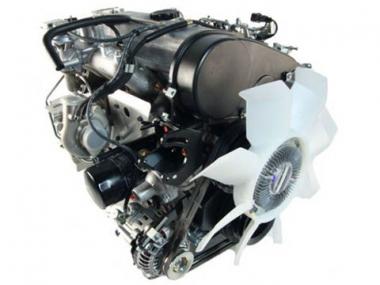 Контрактный двигатель MMC MITSUBISHI 4D56