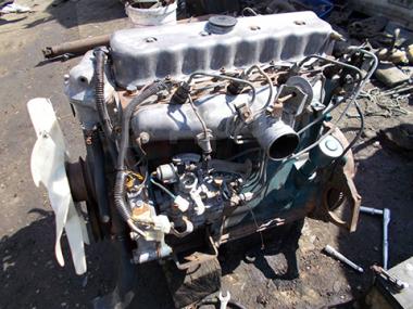 Контрактный двигатель NISSAN DIESEL ED33