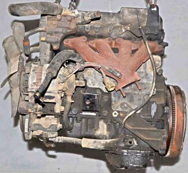 Контрактный двигатель ISUZU 4FG1