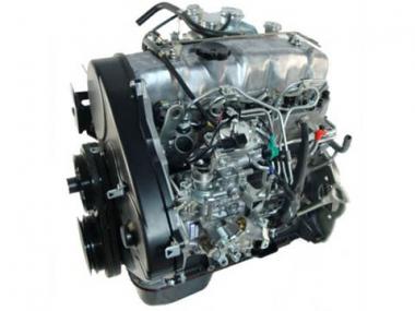 Контрактный двигатель MMC MITSUBISHI 4D56-T