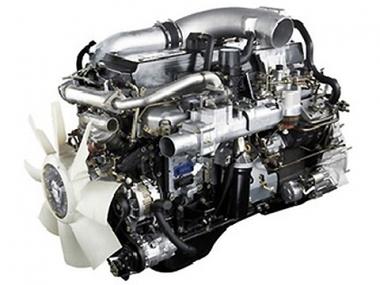 Контрактный двигатель NISSAN DIESEL GE13-TA