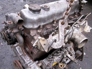 Контрактный двигатель MMC MITSUBISHI 4DR5