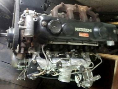 Контрактный двигатель MMC MITSUBISHI 4DR6-T