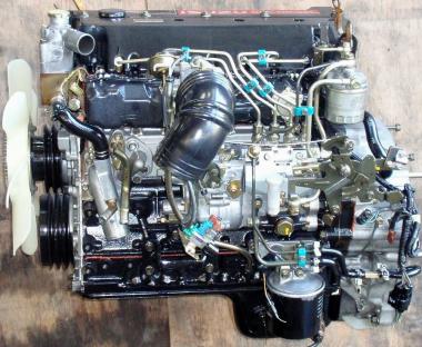 Контрактный двигатель ISUZU 4HF1-T