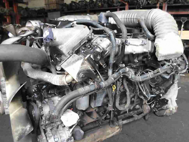 Контрактный двигатель NISSAN DIESEL GE13-TD
