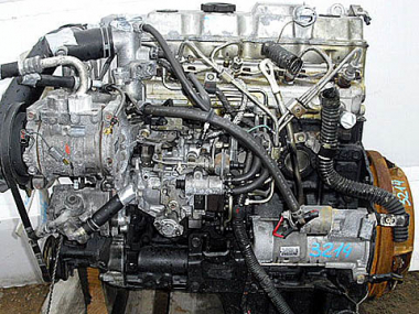 Контрактный двигатель MMC MITSUBISHI 4M40