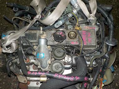 Контрактный двигатель MMC MITSUBISHI 4M40-T