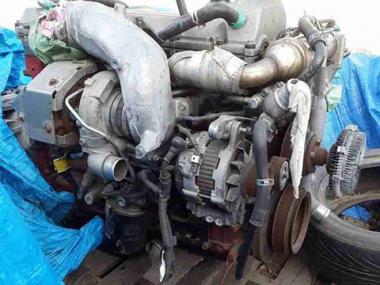 Контрактный двигатель NISSAN DIESEL J07E