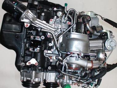 Контрактный двигатель MMC MITSUBISHI 4M41-T