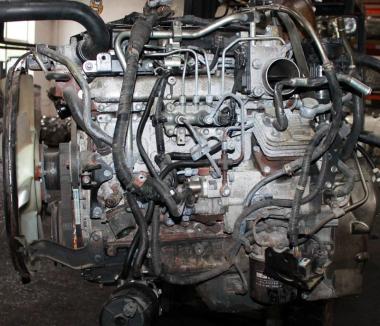 Контрактный двигатель ISUZU 4HK1-T