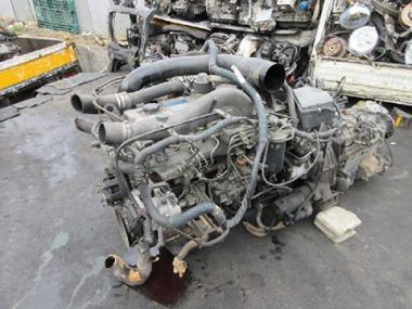 Контрактный двигатель NISSAN DIESEL MD92-T