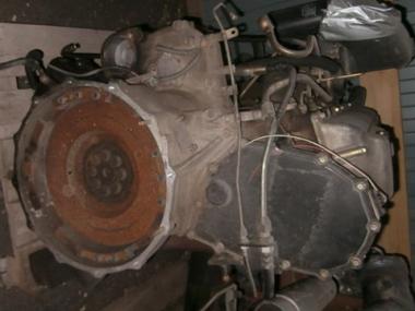 Контрактный двигатель NISSAN DIESEL MD92