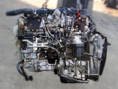 Контрактный двигатель ISUZU 4J41