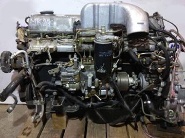 Контрактный двигатель NISSAN DIESEL MD92-TB