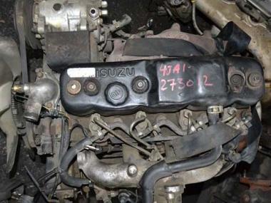 Контрактный двигатель ISUZU 4JA1