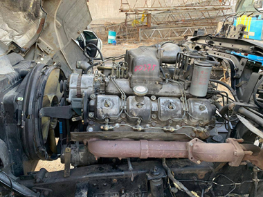 Контрактный двигатель NISSAN DIESEL NF6-T