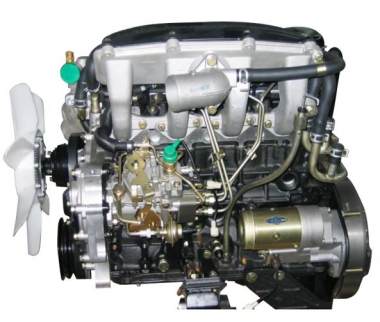 Контрактный двигатель ISUZU 4JB1-T