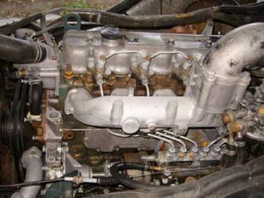 Контрактный двигатель NISSAN DIESEL PE6-H
