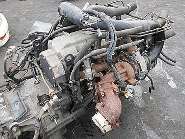 Контрактный двигатель NISSAN DIESEL PE6-T
