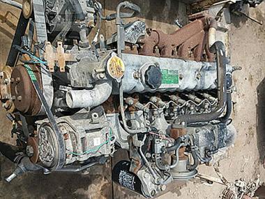 Контрактный двигатель NISSAN DIESEL PE6H-T