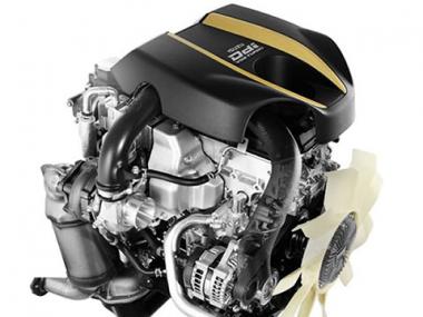Контрактный двигатель ISUZU 4JJ1-TC, 4JJ1-TCX