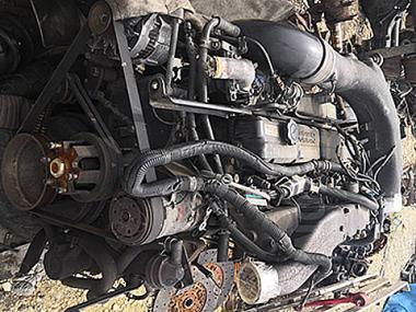 Контрактный двигатель NISSAN DIESEL PF6