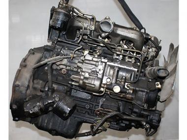 Контрактный двигатель ISUZU 4BC2