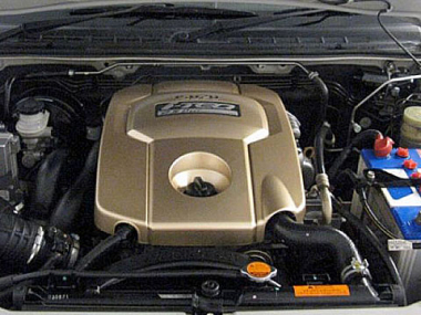 Контрактный  двигатель ISUZU 4JK1-TC, 4JK1-TCX