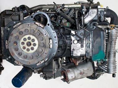 Контрактный двигатель ISUZU 4JX1-T