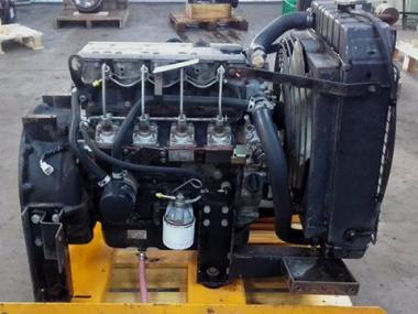 Контрактный двигатель ISUZU 4LE1