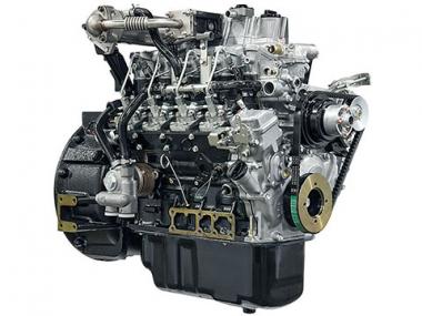 Контрактный двигатель ISUZU 4LE2